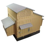 Formex Chicken Coop